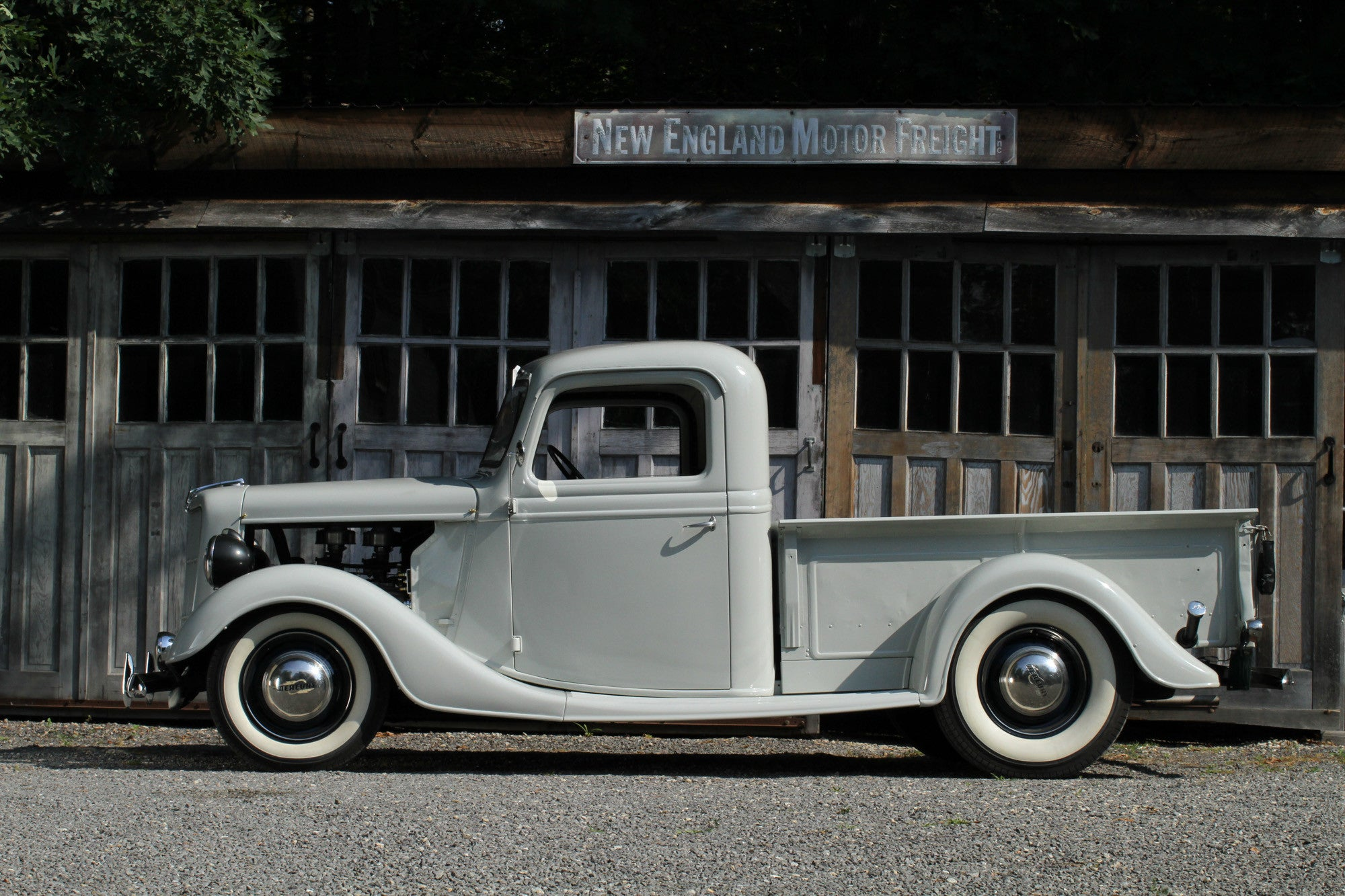 1937 Ford Pick Up For Sale – Millworks Hot Rod
