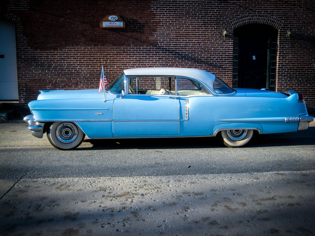 Shop Builds Millworks Hot Rod 1951 Cadillac 1956 Series 62