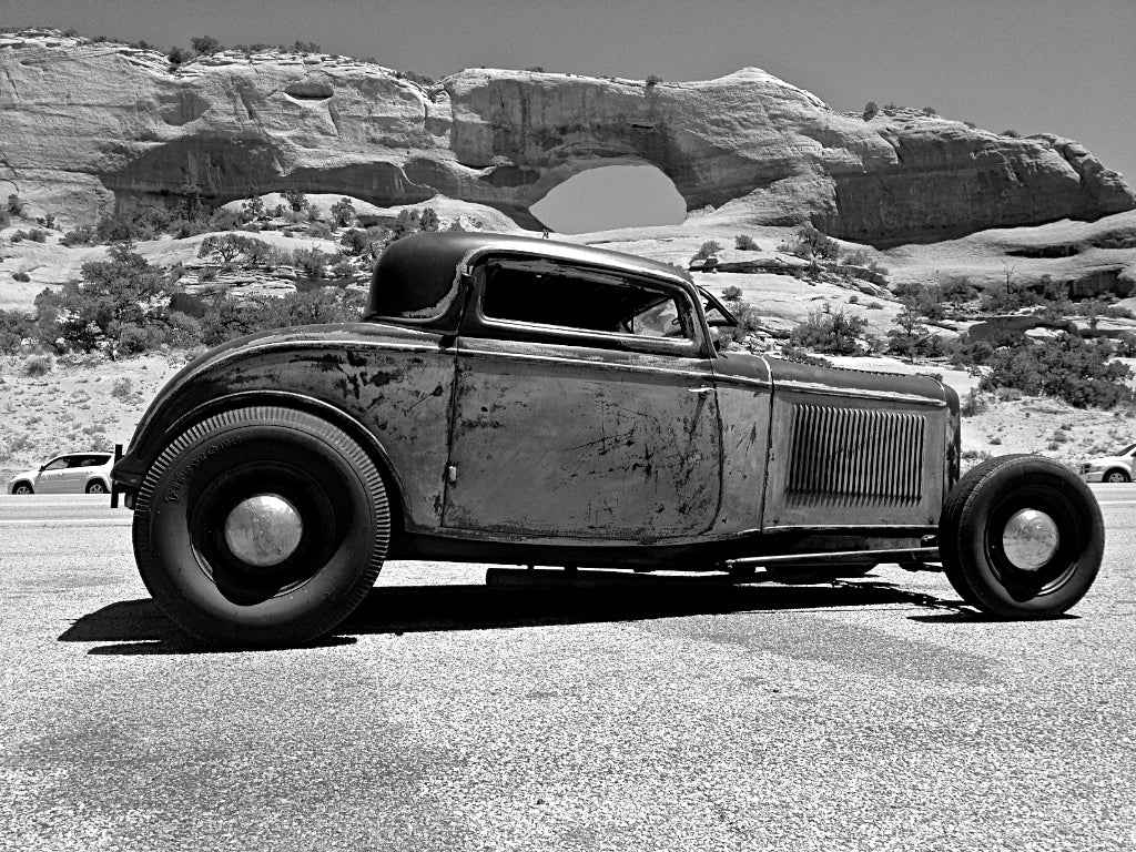 1932 Ford 3 Window Coupe (SOLD) – Millworks Hot Rod