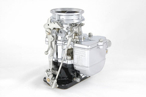 Stromberg 97 Carburetor Chrome - 9510A-CHR