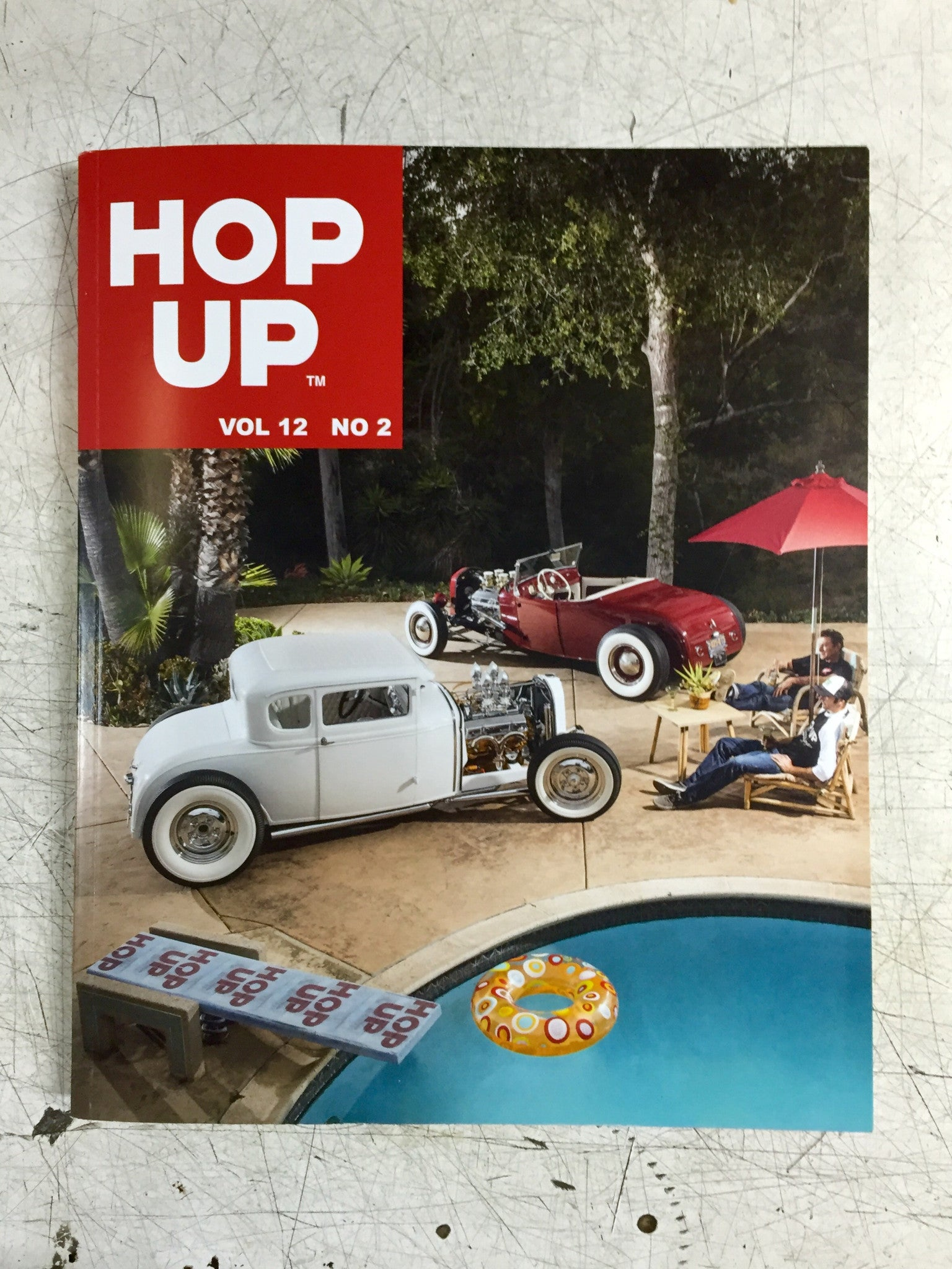 Hop Up Magazine Volume 12 Issue #2 – Millworks Hot Rod