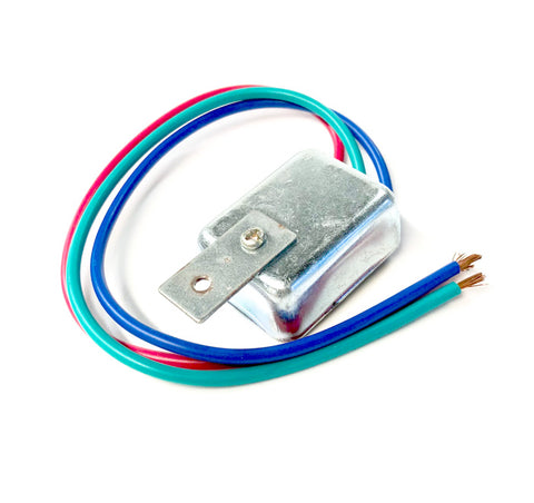 Dash Gauge Voltage Reducer (12V to 6V)