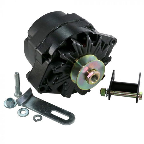 12V Negative Ground 60 Amp Alternator - Model A Ford 1928-1931