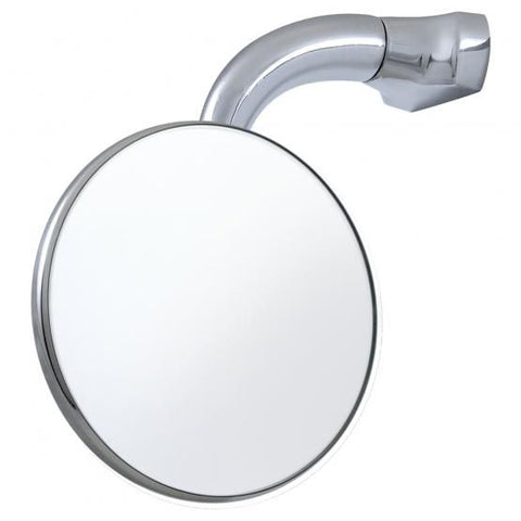"3"" Curved Arm Peep Mirror"