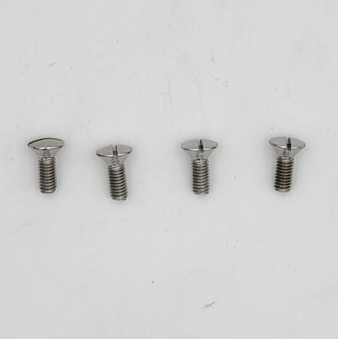 Oval instrument screw set Model A 1928-1930