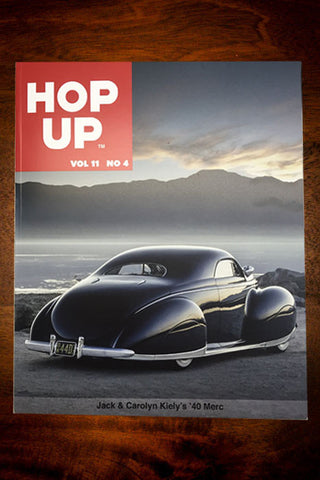 Hop Up Magazine Volume 11 Issue #4