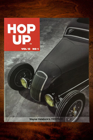 Hop Up Magazine Volume 12 Issue #1