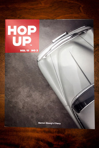 Hop Up Magazine Volume 11 Issue #3