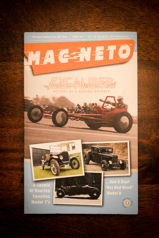 Magneto Magazine Issue #18 09'-10'