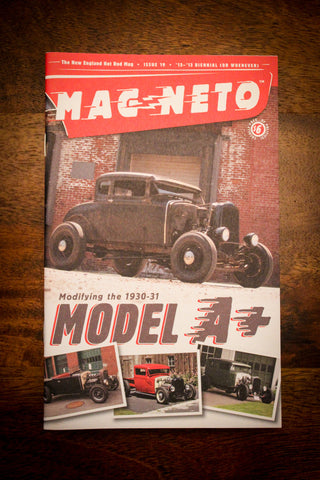 Magneto Magazine Issue #19 12'-13'
