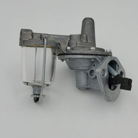 Fuel pump V8 single action 5/16 Fitting - Ford 1951-1953