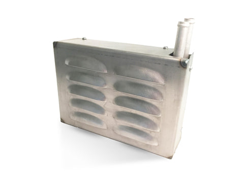Hot Rod Under Dash Compact Heater