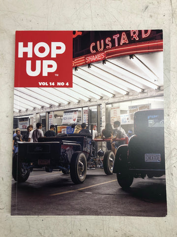 Hop Up Magazine Volume 14 Issue #4