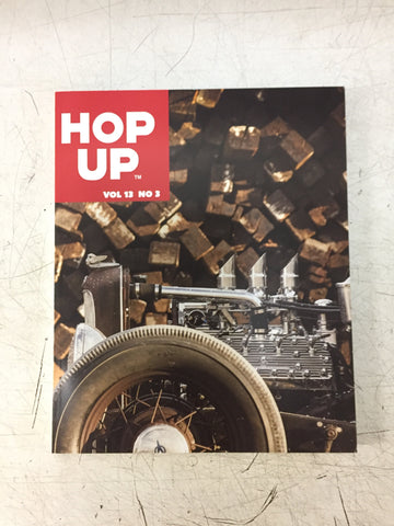 Hop Up Magazine Volume 13 Issue #3