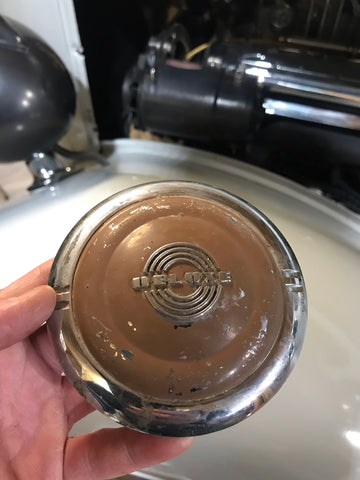1941 Ford Deluxe Horn button
