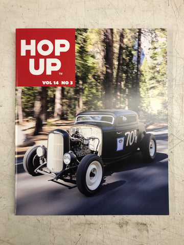 Hop Up Magazine Volume 14 Issue #3