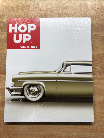 Hop Up Magazine Volume 14 Issue #1