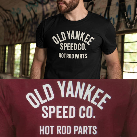 FREE Old Yankee Speed Co. TShirt