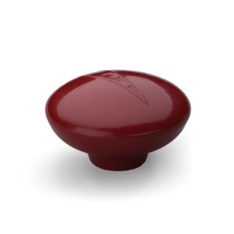Early Top Loader V8 Shift Knob - Dark Red Raised