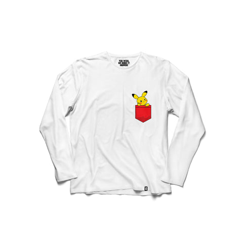 Pikachu Long Sleeves - qaafgallery