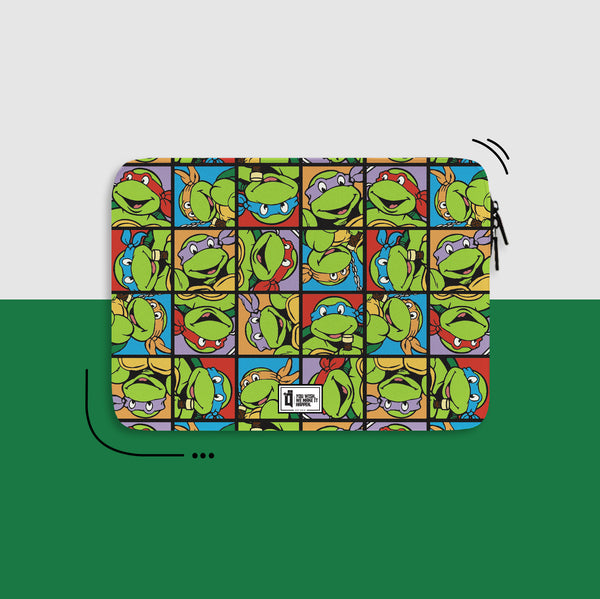 Ninja Turtles Laptop Sleeves