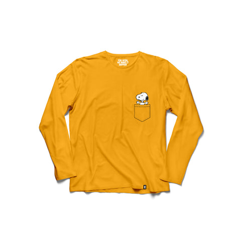 Snoopy Long Sleeves - qaafgallery