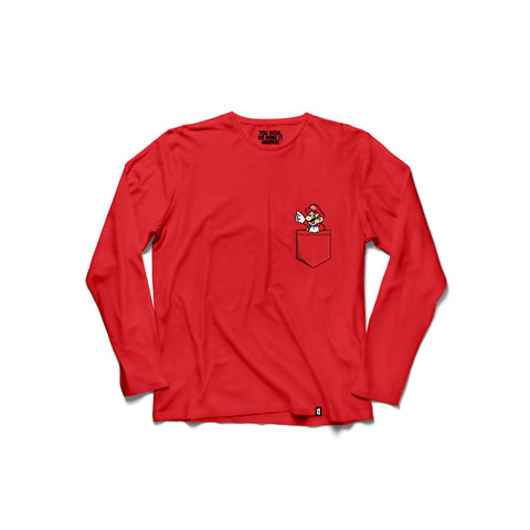Mario Long Sleeves - qaafgallery