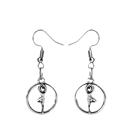 Ballet Earrings - qaafgallery