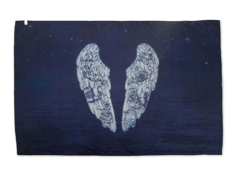 Ghost Stories Wall Tapestry - qaafgallery