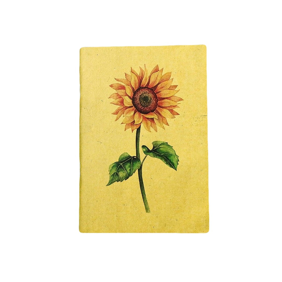 Single Sunflower - qaafgallery