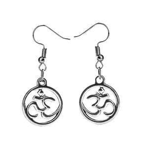 Silver Earrings - qaafgallery