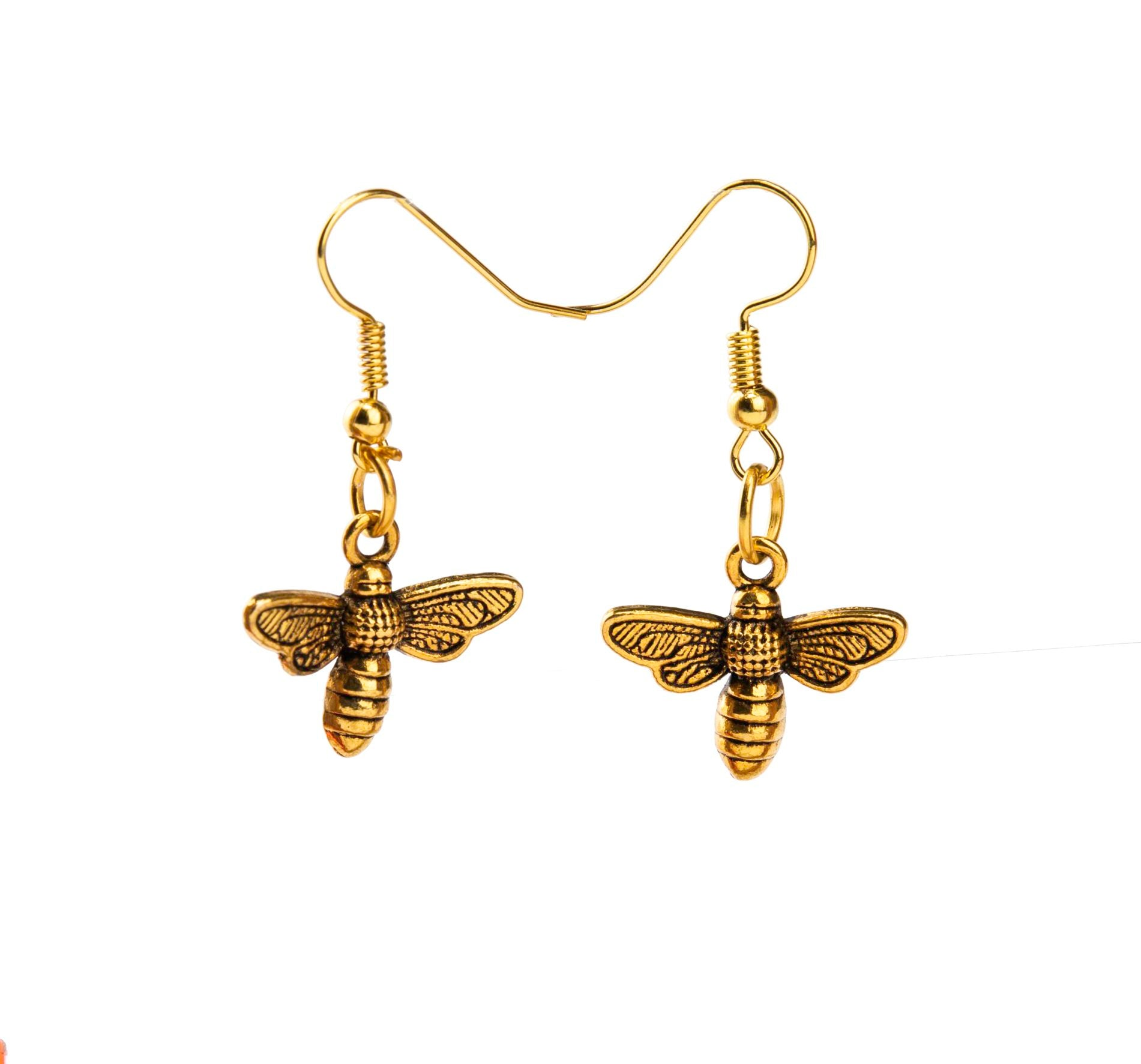 Fly Earrings - qaafgallery
