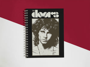 The Doors Notebook - qaafgallery