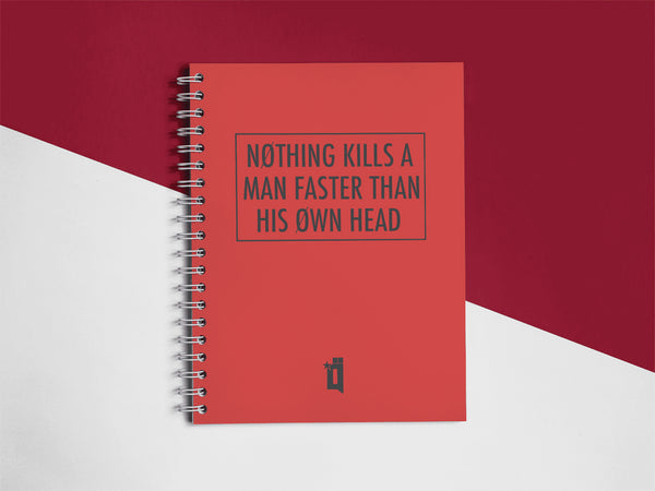 Twenty One Pilots Notebook - qaafgallery