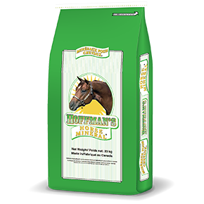 Hoffman's Horse Mineral, All purpose mineral available at Tack in the Box