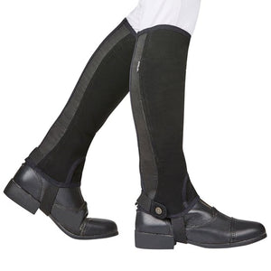 Dublin Easy Care Childrens Half Chaps
