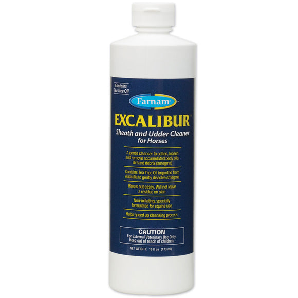 Excalibur Sheath and Udder Cleaner for Horses