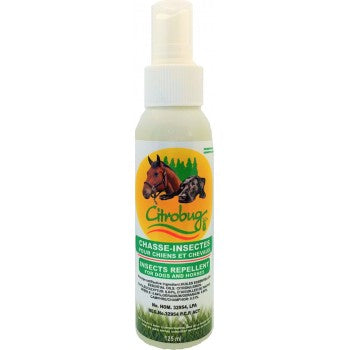 Copy of CITROBUG INSECT REPELLENT FOR HORSES AND DOGS, 125ml