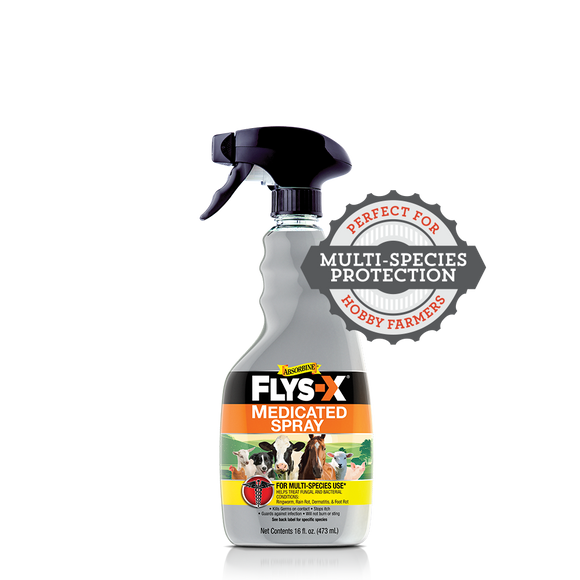 Absorbine Flys-X Medicated Spray