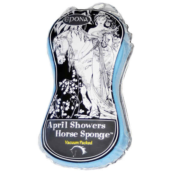 Epona April Showers Horse Sponge,