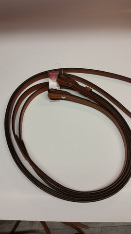 Bobby's Split Leather Rein - Tack In The Box  - 1