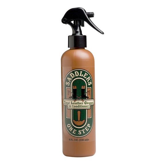 Saddlers TLC One Step Leather Cleaner