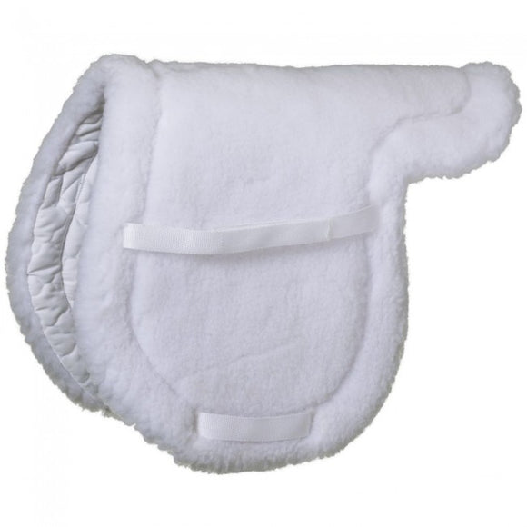 Quilted Bottom Fleece All Purpose Pad