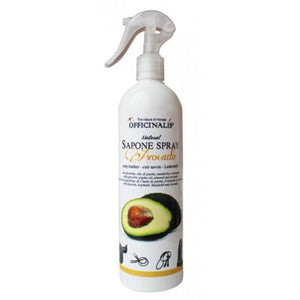 Officinalis Avocado Sapone Leather Spray Soap