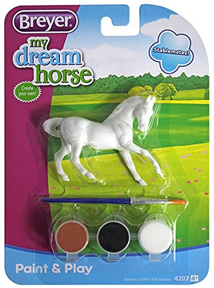 BREYER Stablemates Paint and Play Assorted