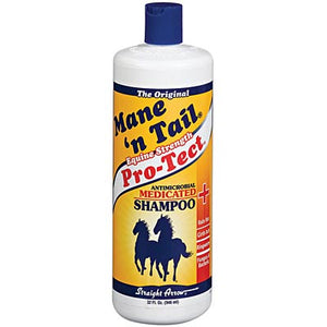 Mane'n Tail Pro-tect Medicated Shampoo
