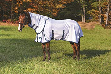 Shires Performance Fly Sheet/Neck