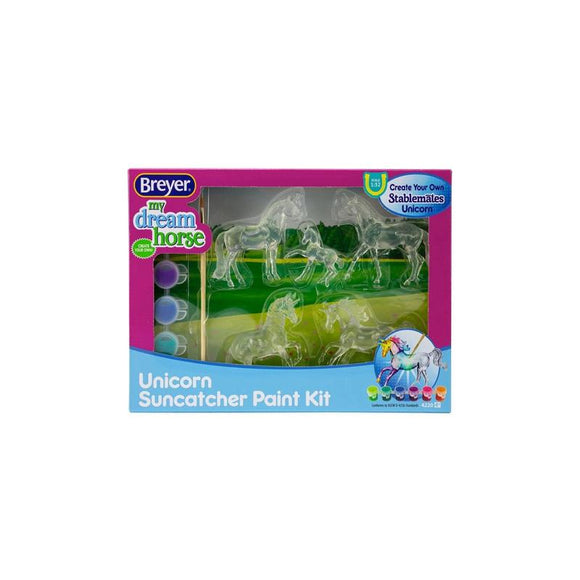 BREYER SUNCATCHER STABLEMATES UNICORNS Paint Kit