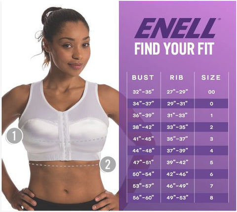 65a1d83891 Enell Sport High Impact Bra - Tack In The Box - 1