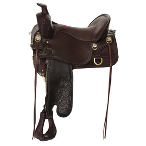 Tucker High Plains Trail Saddle